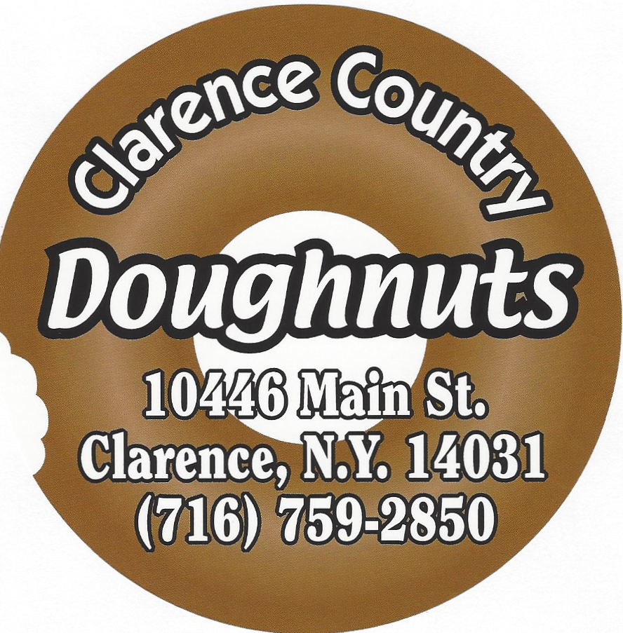 Clarence Country Donuts-Official Doughnut Supplier of the Akron Soccer League!